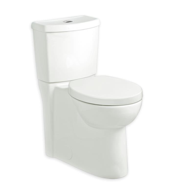 American Standard 2795204020 Studio Dual Flush Right Height Round