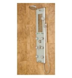 Pulse 1013-GL Kihei II Shower Panel in Silver Finish