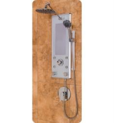 Pulse 1036-S Shangri-La Retrofit Shower System in Silver Finish