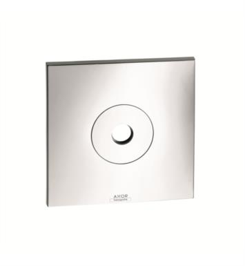 "Hansgrohe 27419000 Axor Citterio 6 3/4"" Wall Plate With Finish: Chrome"
