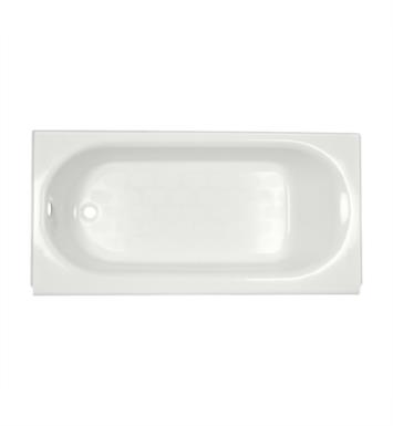 American Standard 2394202.222 Princeton 60 Inch by 34 Inch Integral Apron Bathtub Left Hand Outlet with Luxury Ledge With Finish: Linen