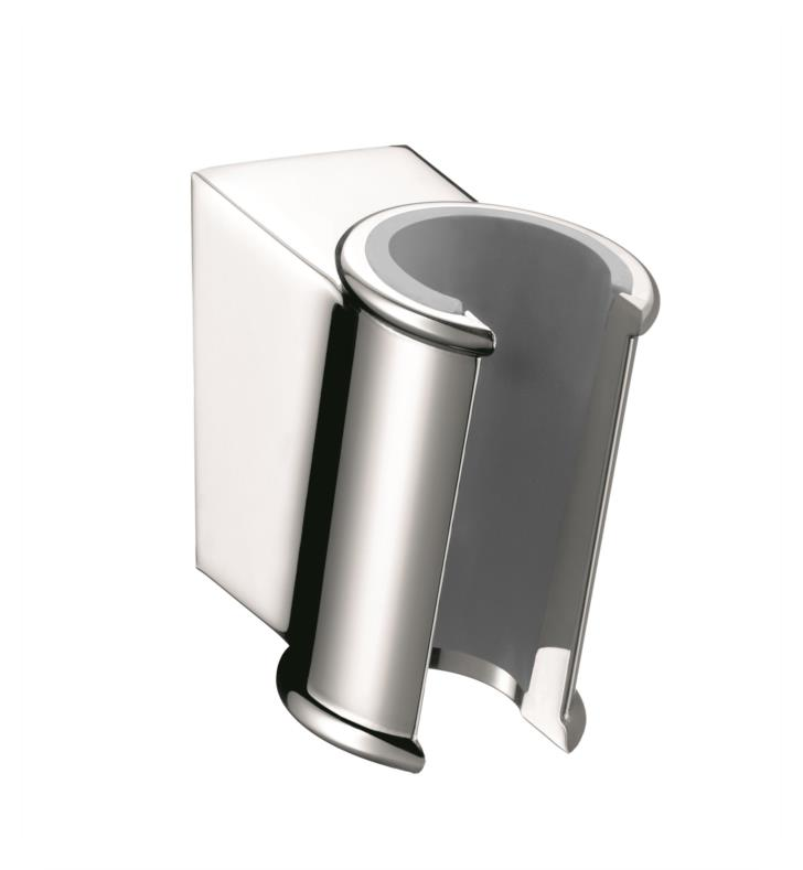 "Hansgrohe 28324000 C Series 1 3/8"" Wall Mount Handshower Porter With Finish: Chrome"