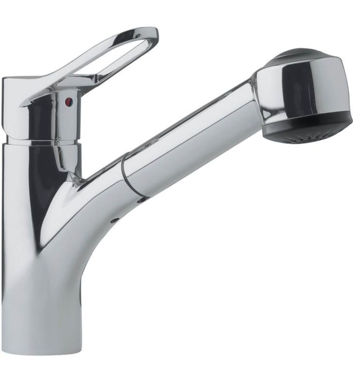 Franke Kitchen Faucet: Franke Mambo Pullout Spray Kitchen Faucet, FFPS280