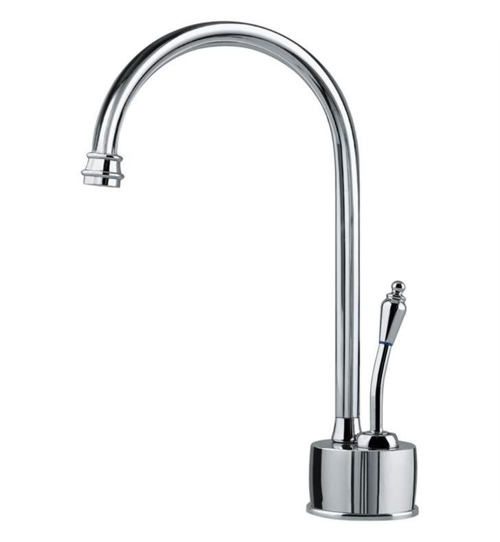 Franke LB6100 Farm House Little Butler Deck Mount Hot Water Dispenser With Finish: Polished Chrome