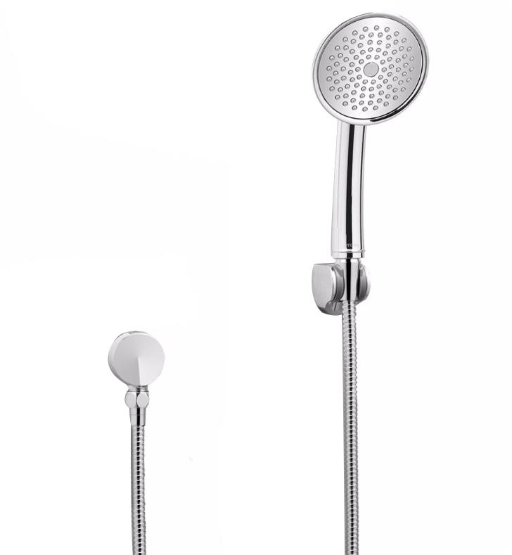 "TOTO TS200FL51#CP Transitional Collection Series A 4 1/2"" 2.0 GPM Low Flow Single Function Hand Shower With Finish: Polished Chrome"