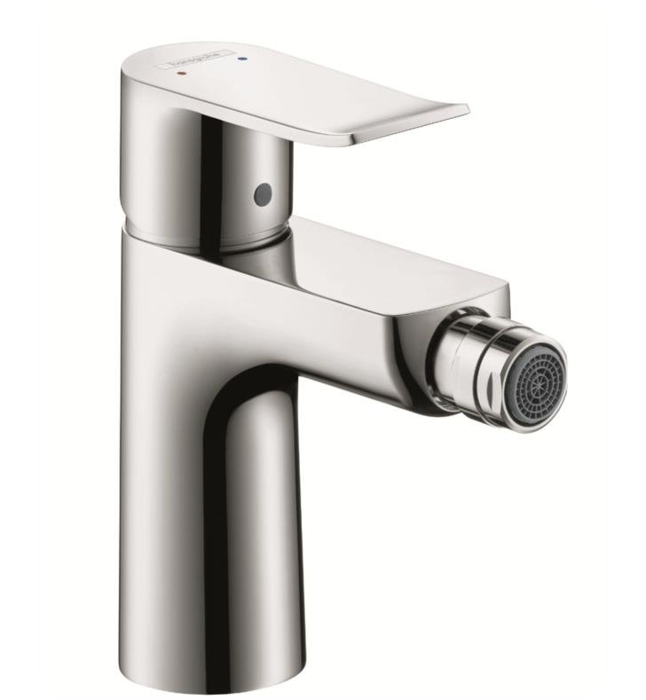 "Hansgrohe 31280 Metris 5 3/4"" Single-Hole Deck Mounted Bidet Faucet"