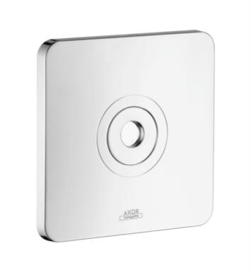 "Hansgrohe 34612001 Axor Citterio M 6 3/4"" Wall Plate With Finish: Chrome"