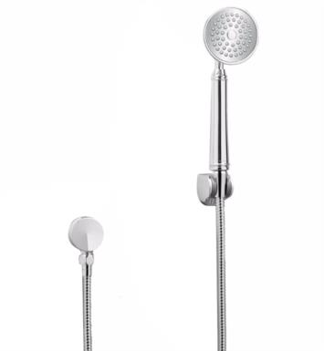 "TOTO TS300F41#PN Traditional Collection Series A 3 1/2"" 2.5 GPM Single Function Handshower With Finish: Polished Nickel"