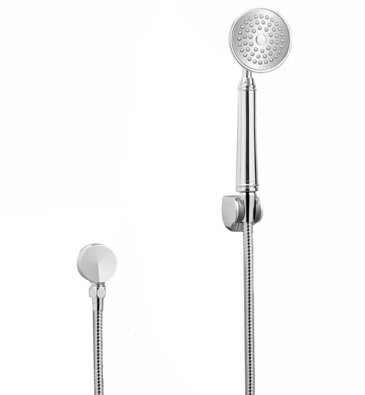"TOTO TS300F41 Traditional Collection Series A 3 1/2"" 2.5 GPM Single Function Handshower"