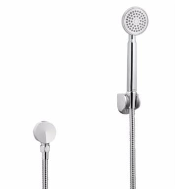 "TOTO TS400F41#BN Transitional Collection Series B 3 1/2"" 2.5 GPM Single Function Handshower With Finish: Brushed Nickel"