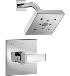 Delta T14267 Ara Monitor 14 Series Pressure Balanced Shower Trim with Single Function Showerhead