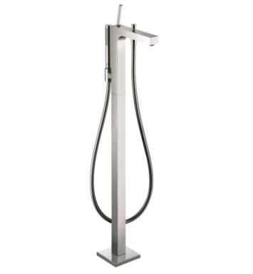 "Hansgrohe 39451 Axor Citterio 43 3/8"" Single Handle Free Standing Tub Filler with Handshower"