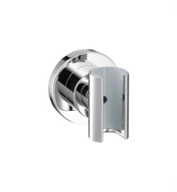 "Hansgrohe 39525820 Axor Citterio 2 1/2"" Wall Mount Handshower Porter With Finish: Brushed Nickel"