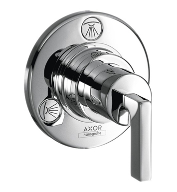 "Hansgrohe 39931 Axor Citterio 4 1/4"" Trio/Quattro Diverter Trim with Lever Handle"