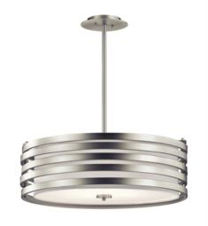 "Kichler 43390 Roswell 4 Light 24"" Ceiling Mount Incandescent Pendant"