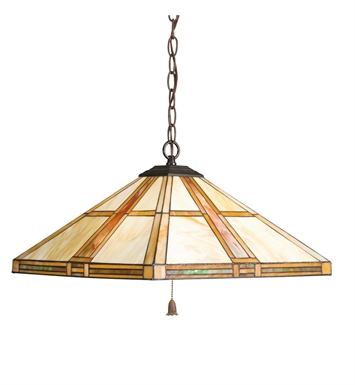 Kichler 65069 Pendant 3 Light Halogen in Bronze