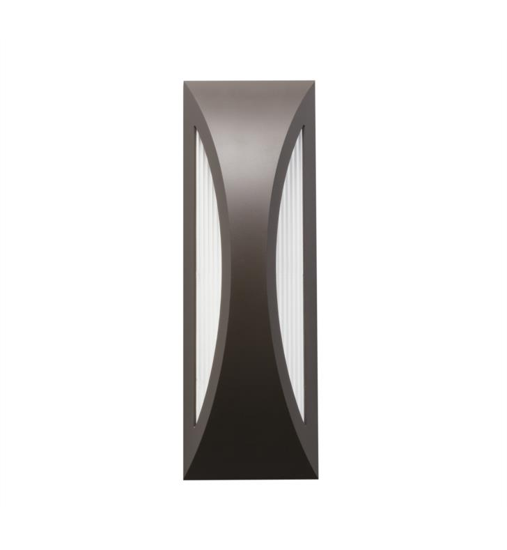 "Kichler 49436AZ Cesya 1 Light 18"" LED Indoor/Outdoor Wall Sconce"