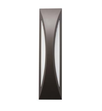 "Kichler 49437PL Cesya 1 Light 24"" LED Indoor/Outdoor Wall Sconce With Finish: Platinum P"