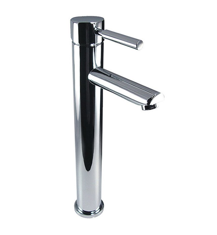 Fresca FFT1044CH Tolerus Single Hole Bathroom Faucet in Chrome