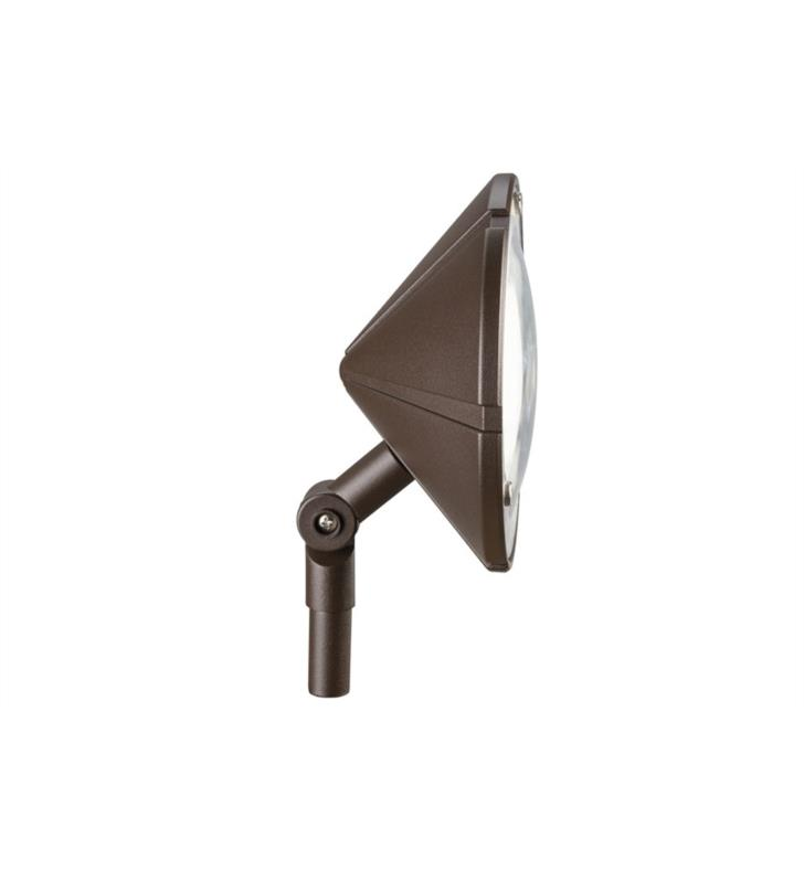 Kichler 15361BKT Six Groove 1 Light 12V Landscape Wall Wash Path Light With Finish: Textured Black