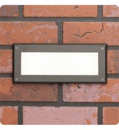 Kichler 15774AZTR Landscape LED 15V 1 Light Pure White Deck Brick Light