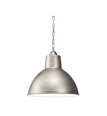 Kichler 78200AP Missoula Collection Lamp 1 Light in Antique Pewter