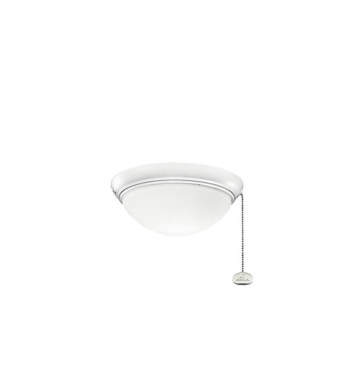 "Kichler 380120SNW 2 Light 9"" Low Profile Halogen Light Kit With Finish: Satin Natural White"