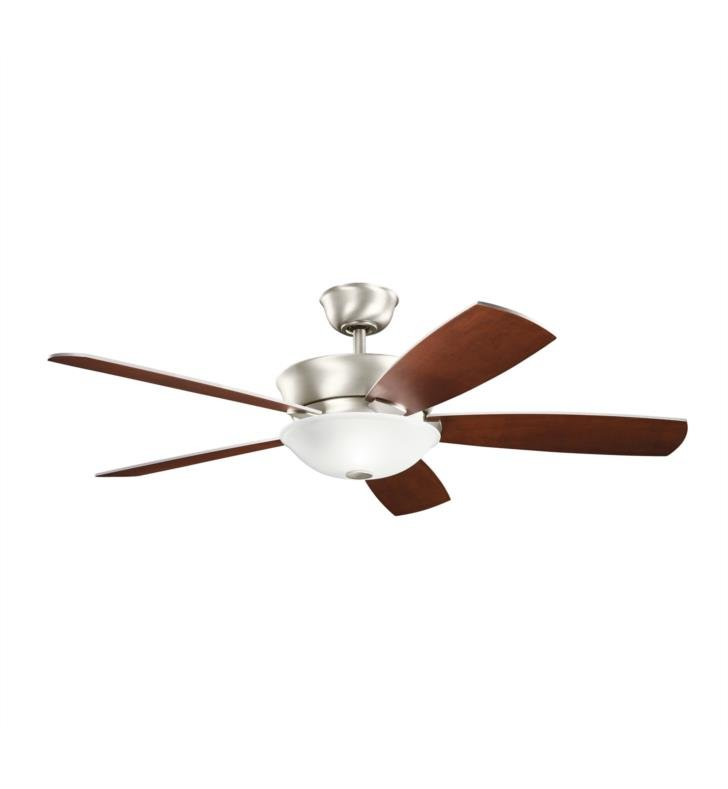 "Kichler 300167WH Skye 5 Blades 54"" Indoor Ceiling Fan With Finish: White"