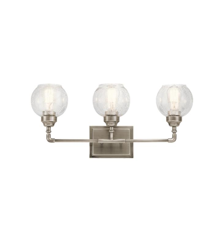 "Kichler 45592 Niles 3 Light 24"" Incandescent Wall Mount"