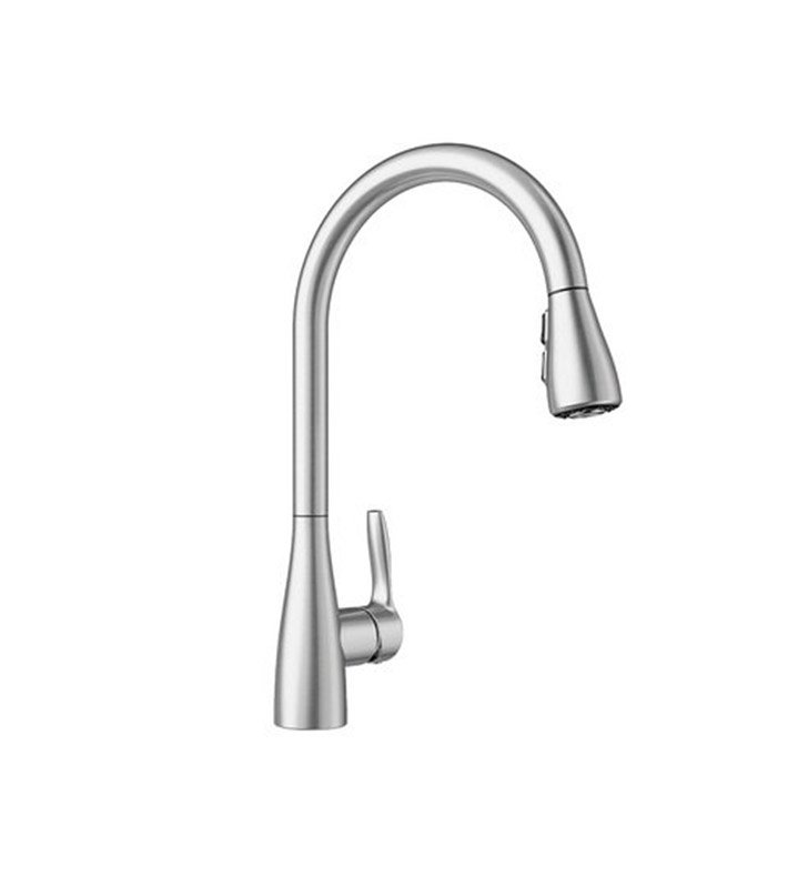 Blanco 20 Atura 20.20 GPM Kitchen Faucet with Pulldown Spray in ... | (title} | 1.5 gpm kitchen faucet