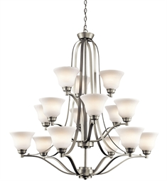 Kichler 1789 Chandelier 3 Tier