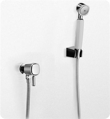TOTO TS970F1L Guinevere® High-Efficiency Handshower Set ?with Lever Handle, 1.75 gpm