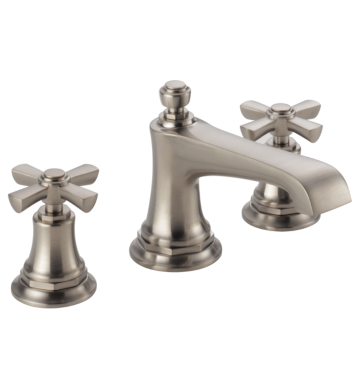 Brizo 65360LF Rook Two Handle Widespread Lavatory Faucet