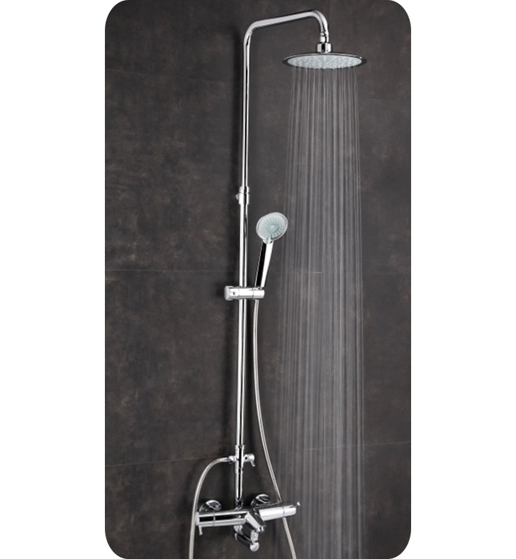 Nameeks US-3356RPN Drako Shower Column Ramon Soler