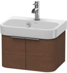 "Duravit H26268 Happy D.2 18 3/4"" Wall Mount Single Bathroom Vanity with Two Door"