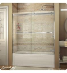 DreamLine SHDR-6360600 Essence 56 to 60 in. Frameless Bypass Tub Door
