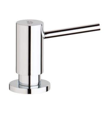 "Grohe 40535DC0 Cosmopolitan 3"" Deck Mounted Soap Dispenser With Finish: Supersteel"