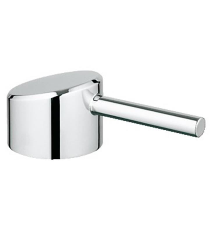 "Grohe 46754DC0 5 1/2"" Lever Handle With Finish: Supersteel"