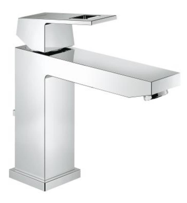Grohe Eurocube Single Handle MSize Lavatory - Bathroom faucet 8 inch center single handle