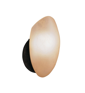 Kichler 6521TZ Wall Sconce 1 Light in Tannery Bronze