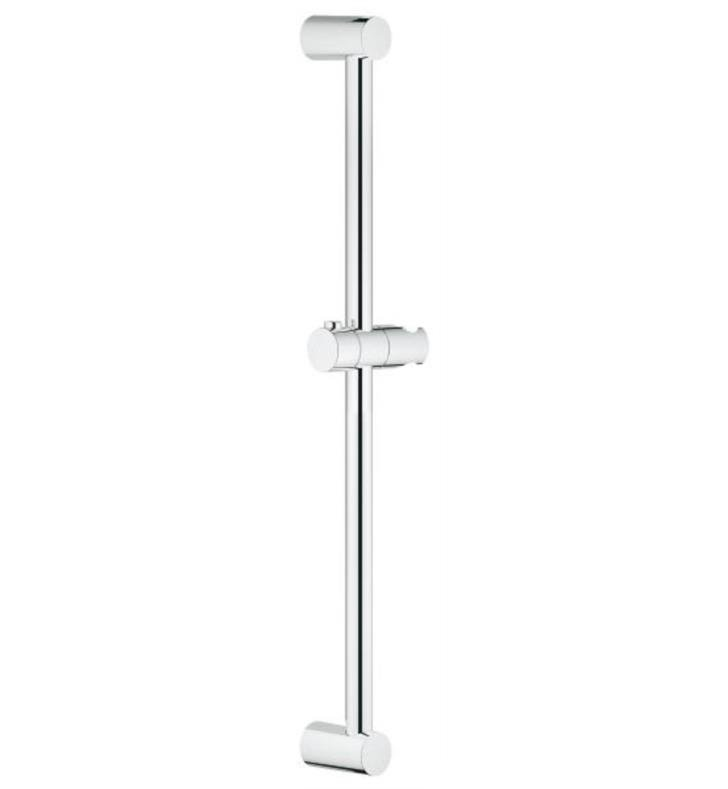 Grohe 27521EN0 New Tempesta Cosmopolitan 100 Shower Bar with Wall Brackets With Finish: Brushed Nickel