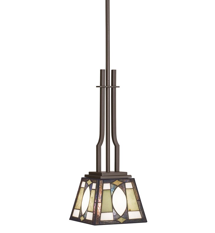 Kichler 65321 Denman Collection Mini Pendant 1 Light