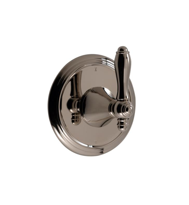 "Santec DT2-JZ56-TM Kriss V 2 Way Wall Mount Diverter With ""JZ"" Handles With Finish: Bright Victorian Bronze <strong>(USUALLY SHIPS IN 4-5 WEEKS)</strong>"