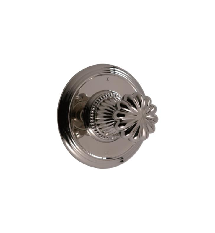 "Santec DT2-TT75-TM Monarch II 2 Way Wall Mount Diverter With ""TT"" Handles With Finish: Satin Nickel <strong>(USUALLY SHIPS IN 2-3 WEEKS)</strong>"