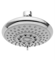 "California Faucets SH-514 StyleFlow Geo 5"" Multi-Function Round Showerhead"