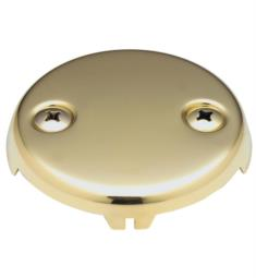 "California Faucets 9233 3 1/4"" Faceplate for Waste & Overflow"
