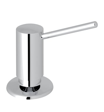"Rohl LS450LAPC De Lux II 3"" Deck Mounted Soap/Lotion Dispenser With Finish: Polished Chrome"