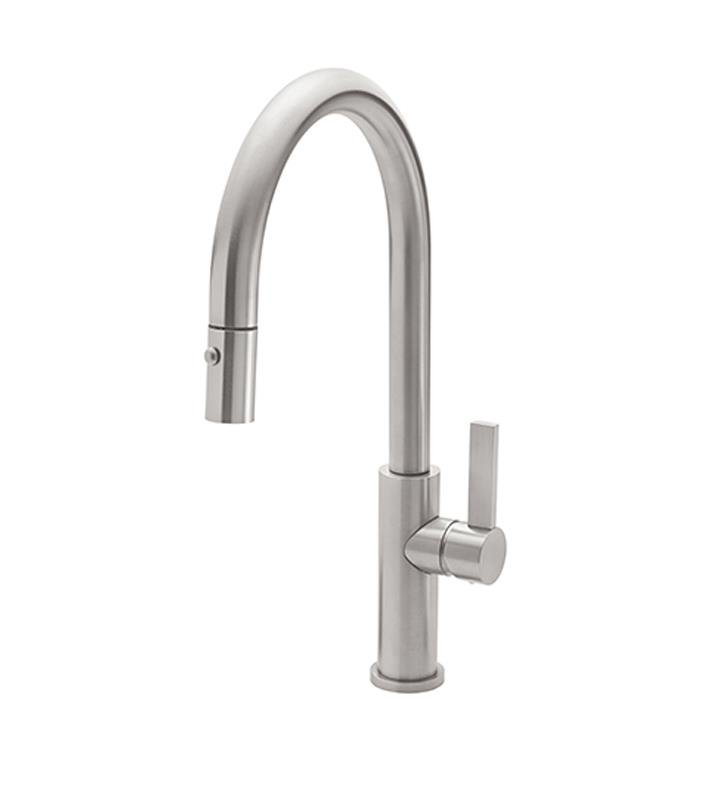 California Faucets K51 100 Bst Pco Corsano 18 Single Handle Deck
