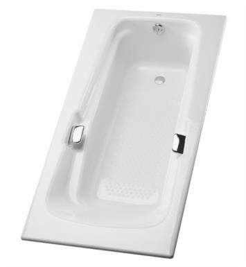 "TOTO FBY1500P#12 60 3/8"" Cast Iron Drop-In Soaker Bathtub With Finish: Sedona Beige"