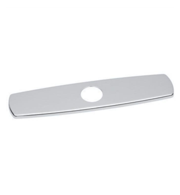 "ROHL COP10STN 10"" Base Cover plate for Kitchen Faucet With Finish: Satin Nickel"